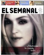 EL SEMANAL - SPAIN MAGAZINE (SEPTEMBER 2003)